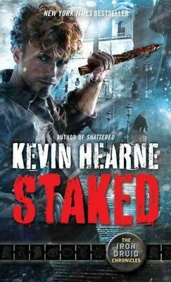 Staked, Paperback by Hearne, Kevin, ISBN 0345548531, ISBN-13 9780345548535