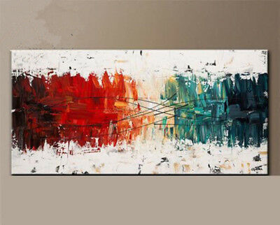 Oil Painting Modern Large Wall Hand-Painted Home Abstract Decor Canvas Art