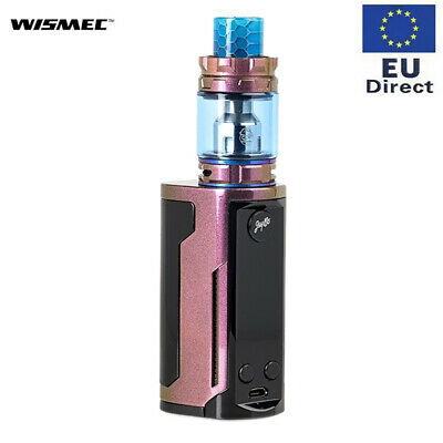 Authentic Smok E-Priv Akkuträger 8ML TFV12 Prince Tank TC Full Starter Kit rot