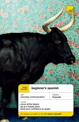 Beginner's Spanish  (Teach Yourself) by Stacey, Mark Mixed media product Book