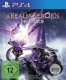 Final Fantasy XIV - A Realm Reborn von Koch Media GmbH | Game | Zustand gut