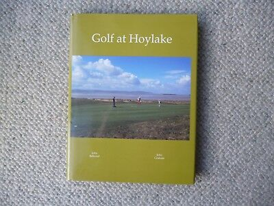 Royal Liverpool Golf Club Anthology book Golf at Hoylake