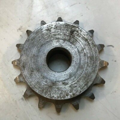 "Union Gear QUINCY MA Spur Gear LSS-116 2-3/4"" DIAMETER 5/8"" BORE NON KEYED"