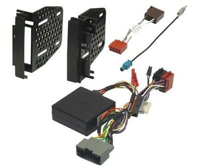 InCarTec FK-720 Jeep Cherokee 2008 - 2012 Double Din Stereo Fitting Kit