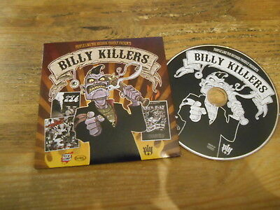 CD VA Billy Killers (3 Song) Promo PEOPLE LIKE YOU cb Meteors Mad Sin