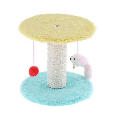Cat Tree Scratching Post Activity Centre Bed Toys Scratcher New House Toy