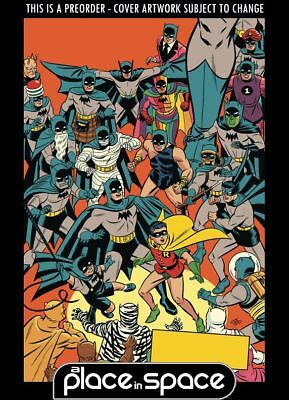 (Wk13) Detective Comics, Vol. 3 #1000D - 1950's Variant - Preorder 27Th March