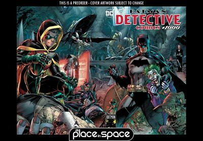 (Wk13) Detective Comics, Vol. 3 #1000A - Jim Lee Cover - Preorder 27Th March