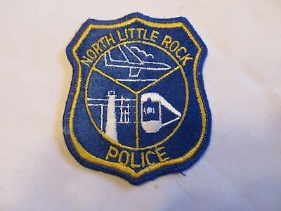 Arkansa North Little Rock Police Patch