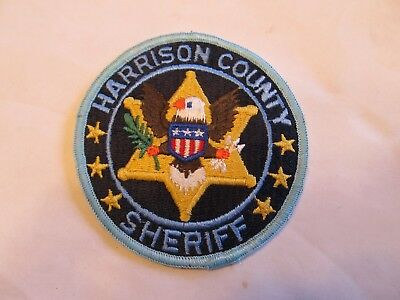 Mississippi Harrison Co Sheriff Patch