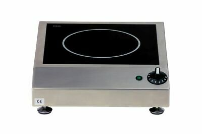Tabletop Induction Hob, 340x420x100 mm, Stove Induction Hob Auftischherd