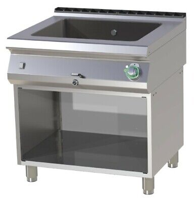 Bain Marie Electric with Base, 800x730x900 mm, Water bath Food warmer