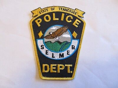 Tennessee Selmer Police Patch