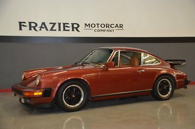 1976 Porsche 911 S  TUNNING 44860 mile 911 S Sunroof Coupe with Documentation