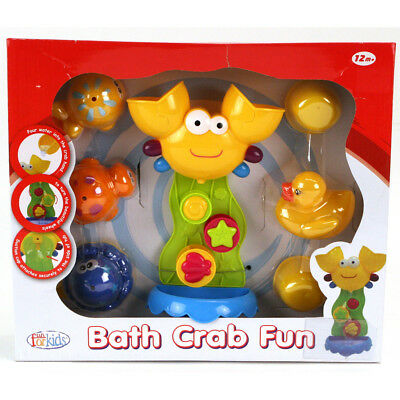 Fun For Kids Bad Krab met Accessoires