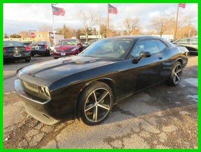 2009 Dodge Challenger R/T Hemi 2009 R/T Hemi Used 5.7L V8 16V Manual RWD Coupe