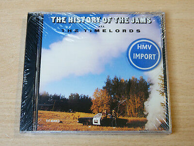 MINT !! The History Of The Jams/AKA The Timelords/1988 CD Album/KLF