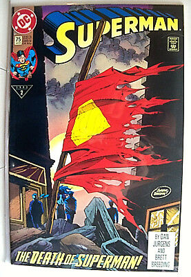 Superman # 75 (NM)