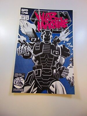 Iron Man #282 1st appearance of War Machine VF/NM condition