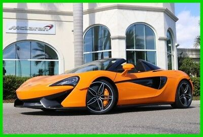 2019 McLaren 570S  2019 Used Coupe