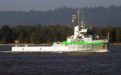 1 slide of Royal Canadian Navy Anticosti-class minesweeper MORESBY (MSA-112)