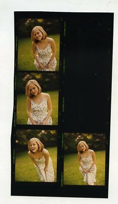 *Q361 VINTAGE MOVIE TV CONTACT SHEET PHOTO Reese Witherspoon BIG LITTLE LIES