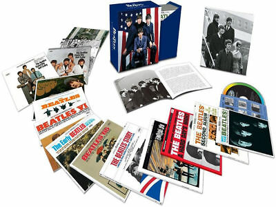 "The Beatles ""The U.S. Albums"" 13 Discs Box Set Free shipping"