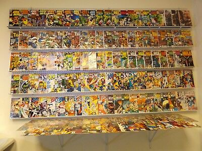 Huge Lot 160+ Comics W/Iron Man, Thor, X-Men, Silver Surfer+ Avg VF+ Condition!!