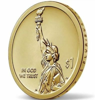 2018  P&D Mint  * American Innovation Dollar *  Mint State BU Condition !!