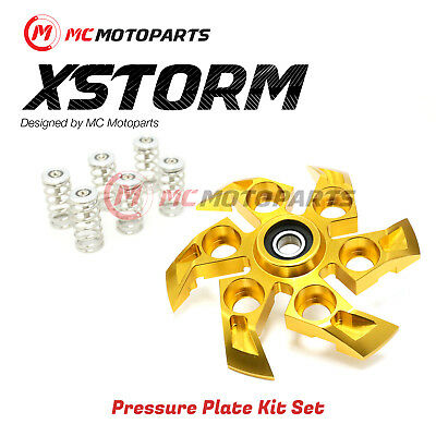 For Ducati Monster S4 S4R S4RS 1000 GOLD XStorm Pressure Plate SI Springs 1 Set