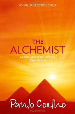 (Good)-The Alchemist: A Fable About Following Your Dream (Paperback)-Paulo Coelh