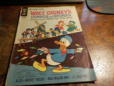 Walt Disney's Comics And Stories #12 Sept 1964 Comic Beatles