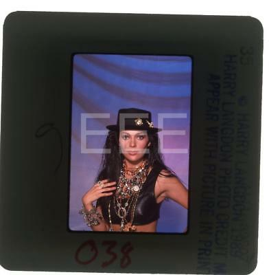 Apollonia Kotero Harry Langdon Transparency w/rights 30P