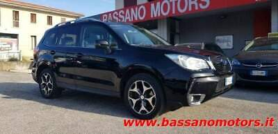 """SUBARU Forester 2.0d Lineartronic Sport Unlimited """"Euro 6B """""""