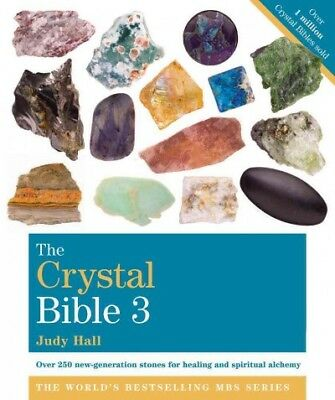 Crystal Bible, Paperback by Hall, Judy, Like New Used, Free shipping in the US
