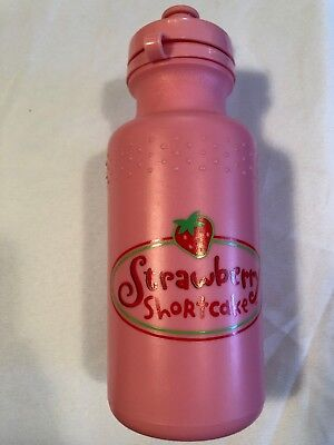 Collectible Strawberry Shortcake Water Bottle