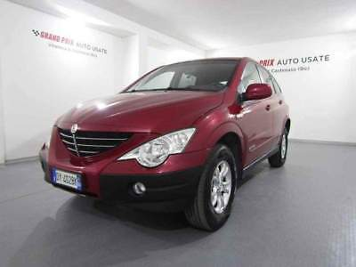 SSANGYONG Actyon 2.0 XDi 4WD Style