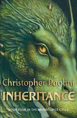 Inheritance: Book Four (The Inheritance cycle) by Paolini, Christopher, Paperbac