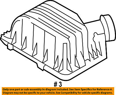 2014 Ford Escape Air Filter
