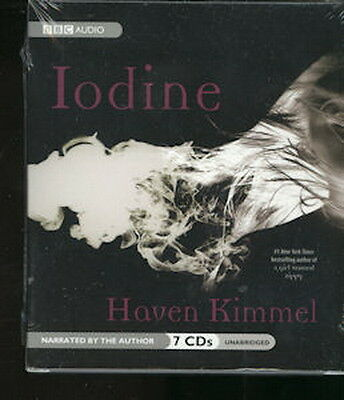 Audio book - Iodine by Haven Kimmel   -  CD