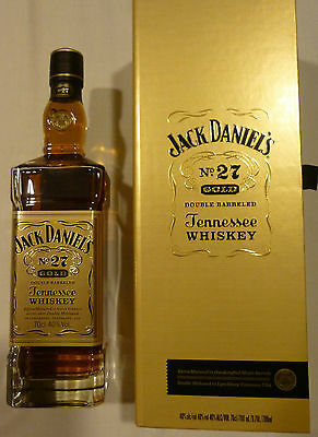 Jack Daniels GOLD # 27 , GOLD Nr.27 , das absolute non plus ultra, very   rare B