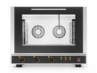 Umluft- and Hot Air Oven, 790x750x635mm, 4x 1/1 Gn, Oven Convection Oven