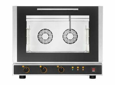 Umluft- and Hot Air Oven, 790x750x635mm, 4x Metal 600x400mm Oven Convection Oven