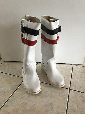 Bottes nautiques CARNAC taille 41 blanche