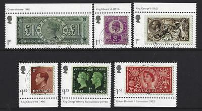 Great Britain 2019 Stamp Classics Set 6 Ex Miniature Sheet  Fine Used