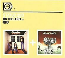 2 for 1: on the Level/Quo von Status Quo | CD | Zustand gut