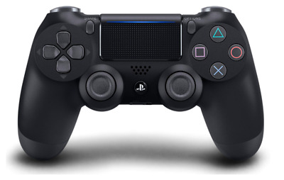 DualShock 4 Wireless Controller for PlayStation 4 - Black by Sony
