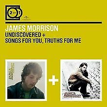 2 for 1: Undiscovered/Songs for You,Truths for von Mo... | CD | Zustand sehr gut