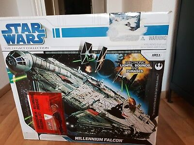 Hasbro Star Wars Legacy Collection Millennium Falcon -the big one- OVP!