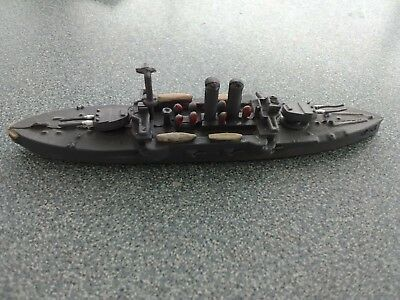1/1250 scale WWI battleship HMS CANOPUS from Navis